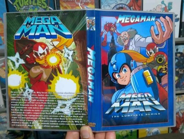 Megaman a série animada dublada completa  - Foto 3