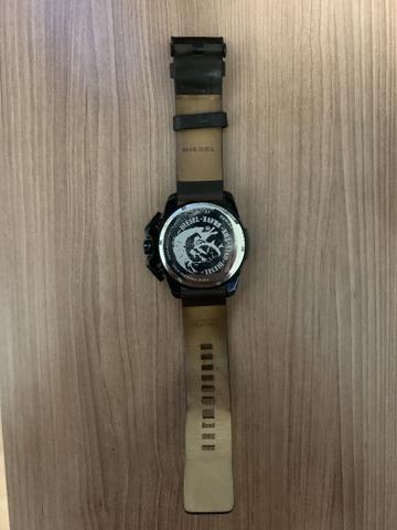 Vendo Relógio Masculino Diesel Ironside Cronografo Analógico - Foto 3
