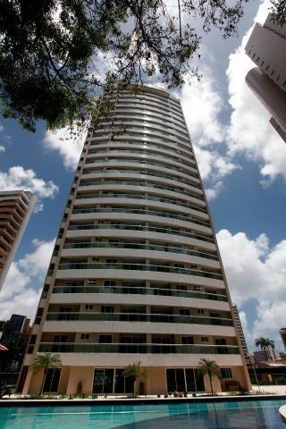 (ELI46095) Apartamento Duplex no Cocó 165m², 3 Suites, Todo Projetado, 3 Vagas - Foto 7