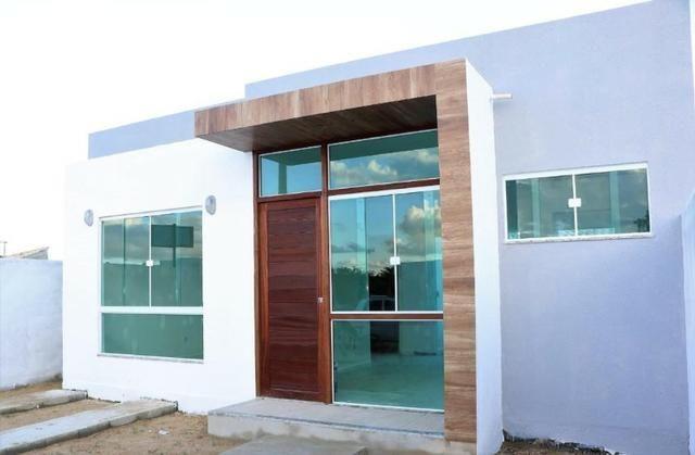 Casa de 2 quartos, em Vila de Cava - Loteamento + Construção - Entrega em 7 meses