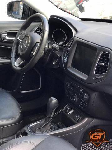 COMPASS 2017/2017 2.0 16V FLEX LONGITUDE AUTOMÁTICO - Foto 8