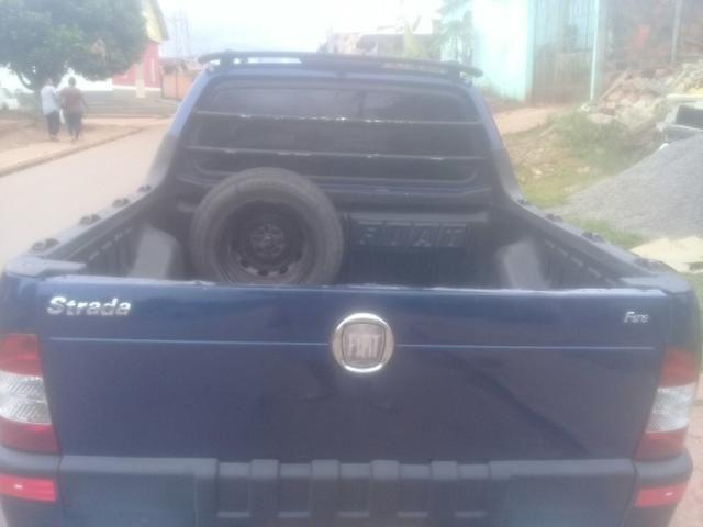 Pick estrada 2009/2010 R$: 18.000 troco S10 ou Ranger Diesel - Foto 4