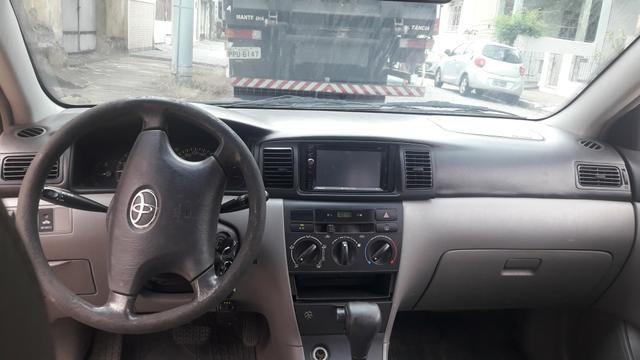 Corolla xei 2004/05 automático. GNV impecável! Só venda. - Foto 9