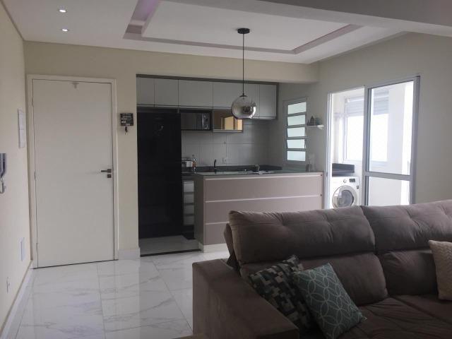 Código MA59= Apto de 56m² com 2 Dorms, sala ampliada, varanda gourmet, 1 vaga - Osasco