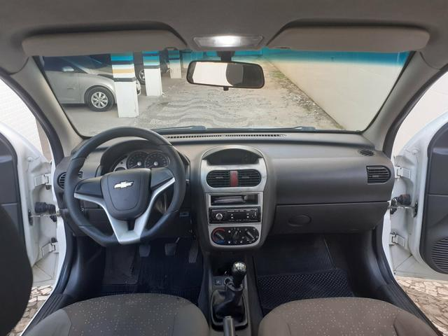 Chevrolet Corsa Sedan Premium 1.4 FLEX/GNV 2009 Completo Novo Pouco Uso - Foto 8