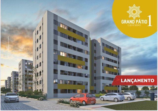 Residencial Grand Pátio 1 - Entrada parcelada em até 80 meses - Foto 2
