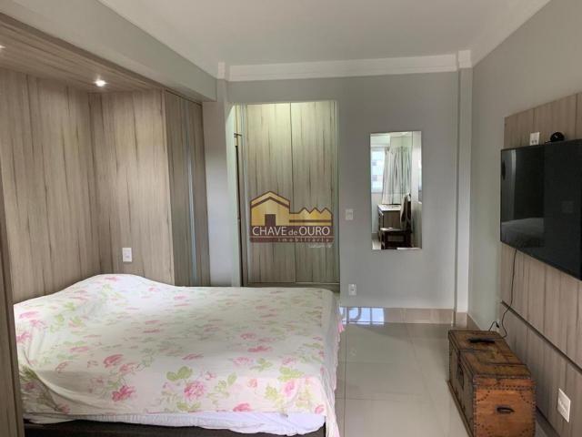 Apartamento à venda, 4 quartos, 2 vagas, Santa Maria - Uberaba/MG - Foto 16