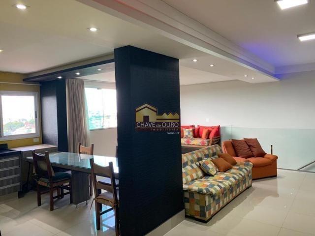 Apartamento à venda, 4 quartos, 2 vagas, Santa Maria - Uberaba/MG - Foto 9