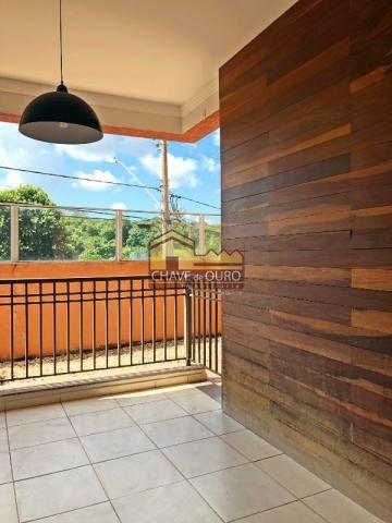 Apartamento à venda, 3 quartos, 1 vaga, Parque do Mirante - Uberaba/MG - Foto 9