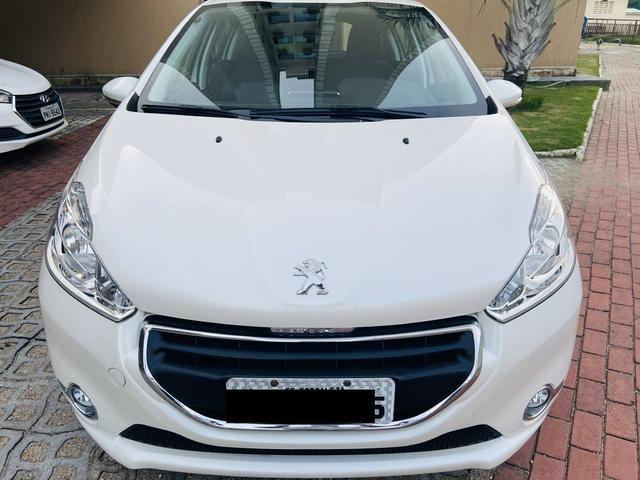 Peugeot 208 active 1.5 2014 (única dona) - Foto 3