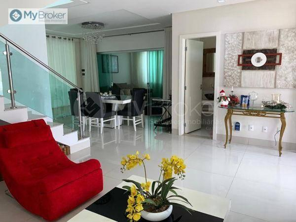 Sobrado com 4 dormitórios à venda, 283 m² por R$ 1.350.000,00 - Setor Andréia - Goiânia/GO - Foto 4