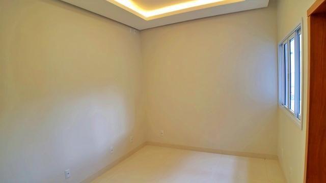 Casa 3 Suítes + Escritório, 183 m² c/ lazer no Condomínio Mirante do Lago - Foto 4