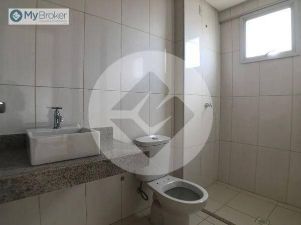 Apartamento com 3 dormitórios à venda, 113 m² por R$ 597.000,00 - Setor Bueno - Goiânia/GO - Foto 14