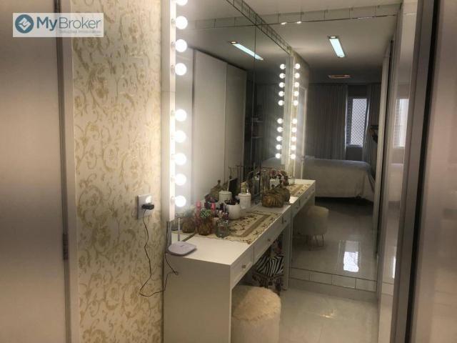 Apartamento com 4 dormitórios à venda, 163 m² por R$ 1.100.000,00 - Jardim Goiás - Goiânia - Foto 16