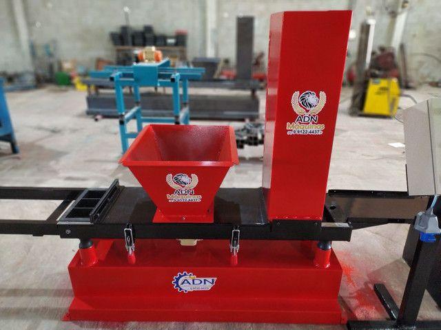 Maquinário para fabricar pavers DORMIDOS lançamento - Foto 2