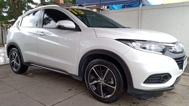 Honda HR-V EX 1.8 Flex aut 2019