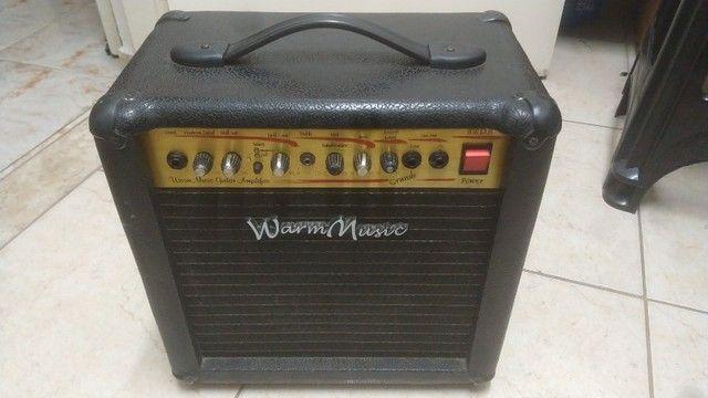 Amplificador de Guitarra WarmMusic