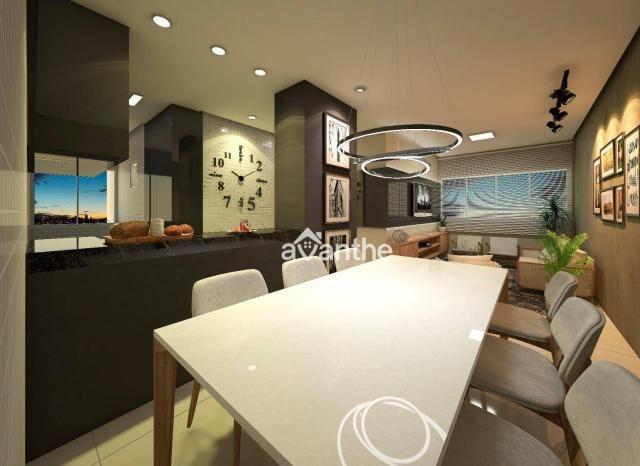 Apartamento com 3 dormitórios à venda, 66 m² por R$ 261.534,00 - Socopo Zona Leste - Teres - Foto 8