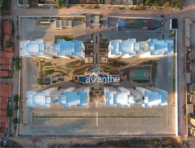 Apartamento com 3 dormitórios à venda, 74 m² por R$ 317.000 - Santa Isabel Zona Leste - Te - Foto 18