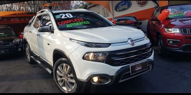 Fiat toro ranch 2020