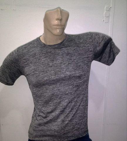 Camisa UV Manga Curta Poliéster- Atacado e Varejo - Foto 5