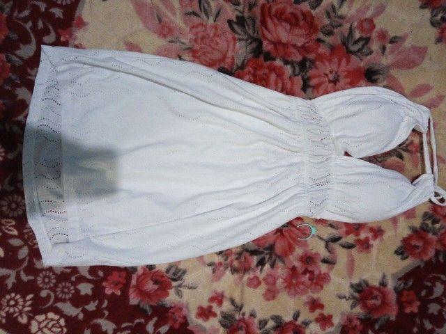Vestido curto com bojo - Foto 2