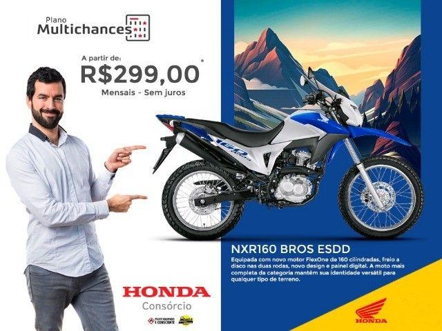 Vende se Moto honda Bross 160 ESDD 0km