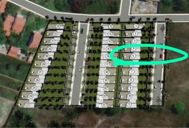 Casa disponível pra venda em rua privativa  ao lado do Alphaville Fortaleza  #ce11 - Foto 2