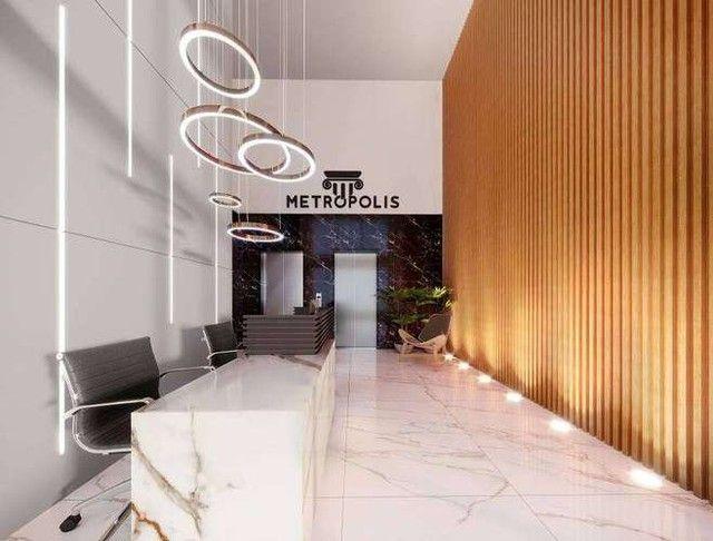 Metropolis - Apartamento de 46 à 65m², com 2 Dorm, 1 à 2 Vagas - Centro - MG - Foto 17