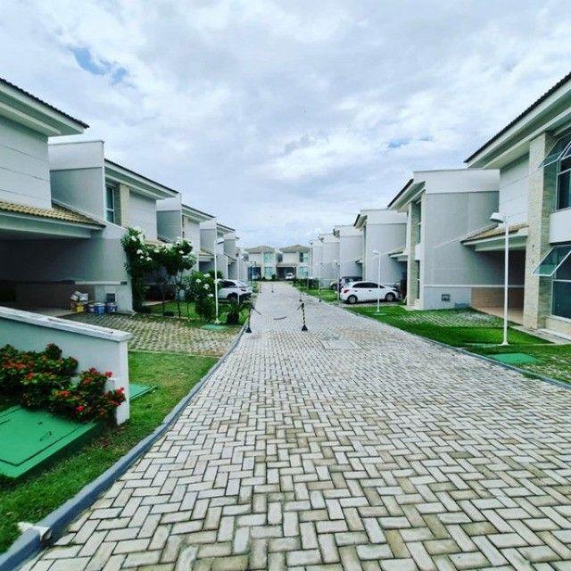 Casas em condomínio fechado no Eusébio, 3 suítes, a melhor localizaçao do Eusébio  #ce11 - Foto 3