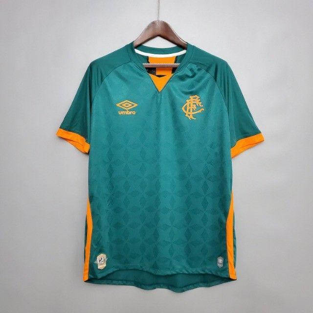 Camisa Fluminense 2020/21 - Foto 5