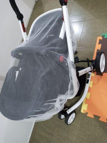 Carrinho de Bebê Mobi Black & White - Safety 1st<br> - Foto 2