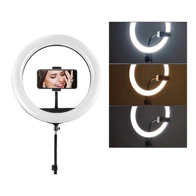 Ring Light 2 metros lacrado - Foto 2