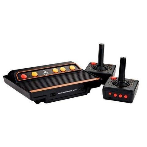 Console Atari Flashback 9 Gold HDMI (controle sem fio) Tec Toy com 120 Jogos (raro) - Foto 2