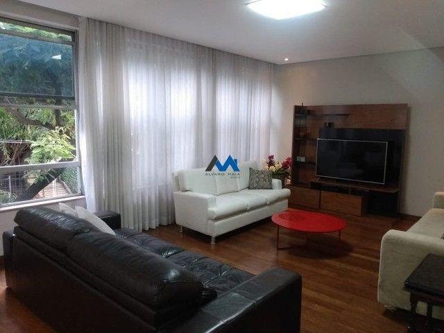 Apartamento à venda com 5 dormitórios em Santo antônio, Belo horizonte cod:ALM1700 - Foto 5
