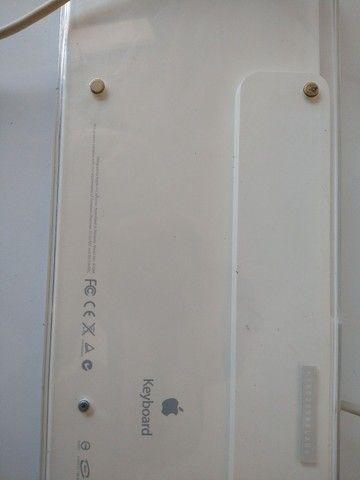 Teclado Apple A1048 Designer - RARÍSSIMO! - Foto 6