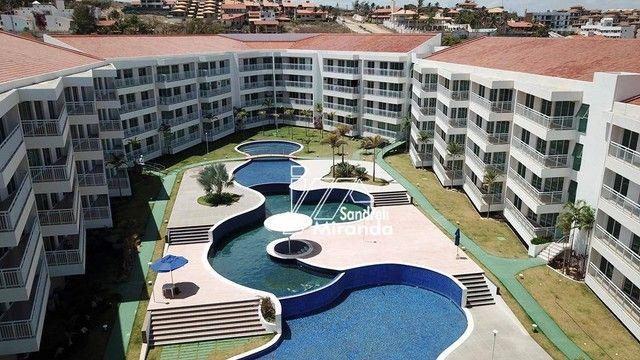 Apartamento com 3 dormitórios à venda, 87 m² por R$ 450.000,00 - Porto das Dunas - Aquiraz