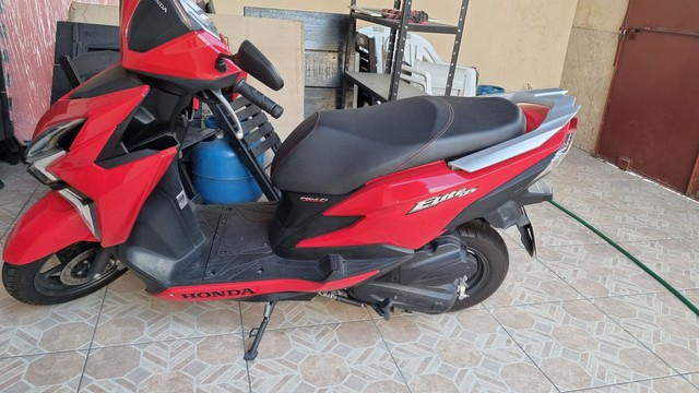 Moto Honda Elite 125