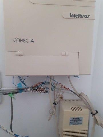 Central telefonica conecta da Intelbras