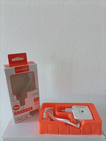 Carregador de Celular H`MASTON  - Foto 3