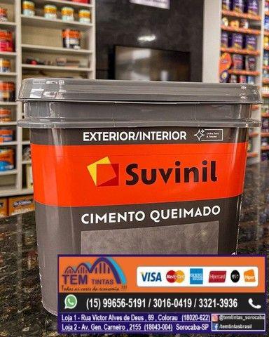 {{{Chegou Cimento Queimado em nossas Lojas. Para usar dentro e fora de casa!