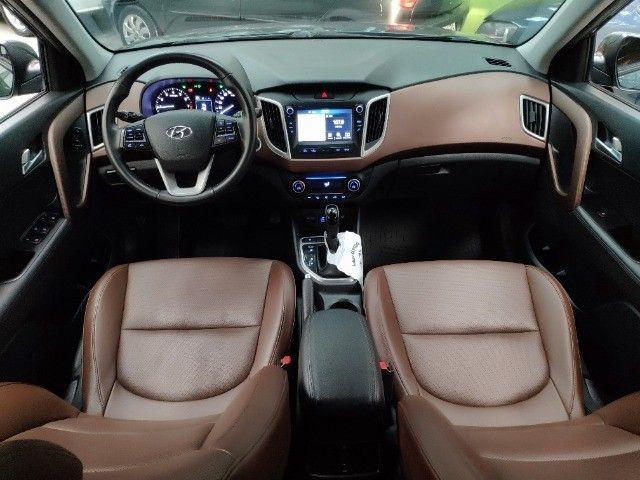 Hyundai Creta Prestige 2.0 Aut Completa Ano 2017 - Foto 6