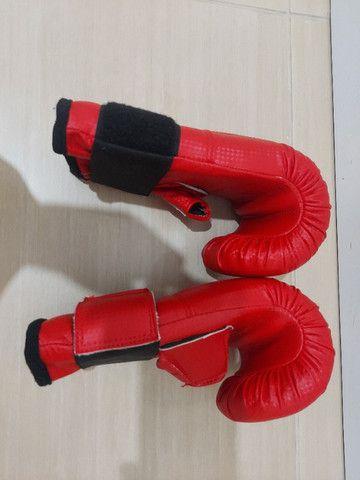 Luvas de box MKS tamanho P para Academia - Foto 4