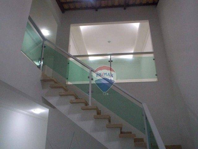 Casa com 4 dormitórios à venda, 322 m² por R$ 459.000,00 - Praia do Amor - Conde/PB - Foto 8