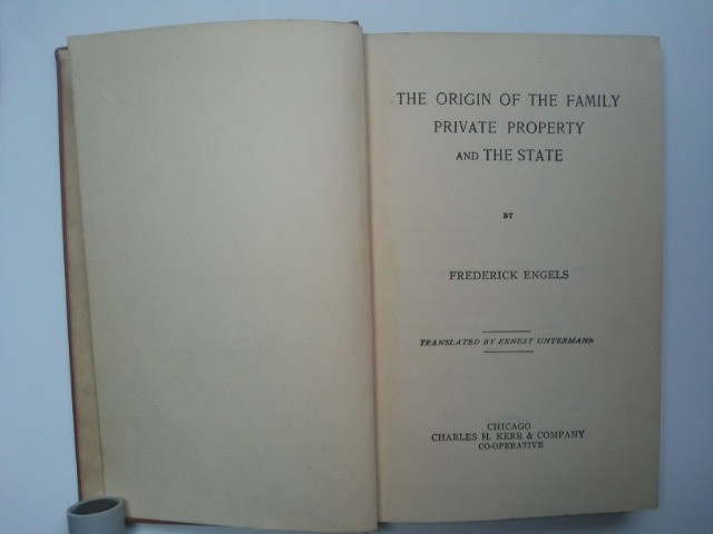 Livro raro de Frederick Engels - Foto 2