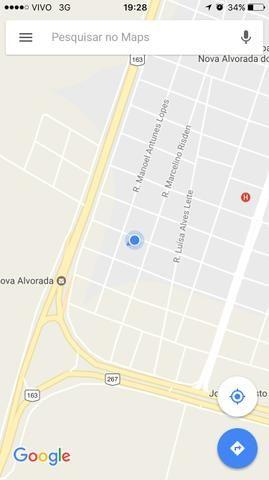 Terreno em Nova Alvorada - Centro - 600 M2