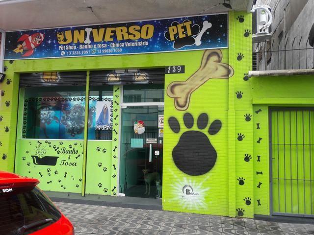 Pet shop em santos/sp