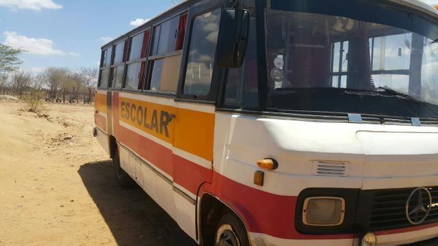 Micro ônibus (608) todo revisado!!!