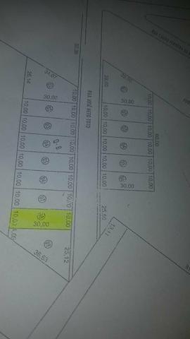 Terreno a venda em Arapiraca