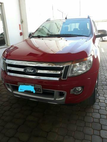 Ford Ranger Limited 3.2 - Aut. Diesel 4x4
